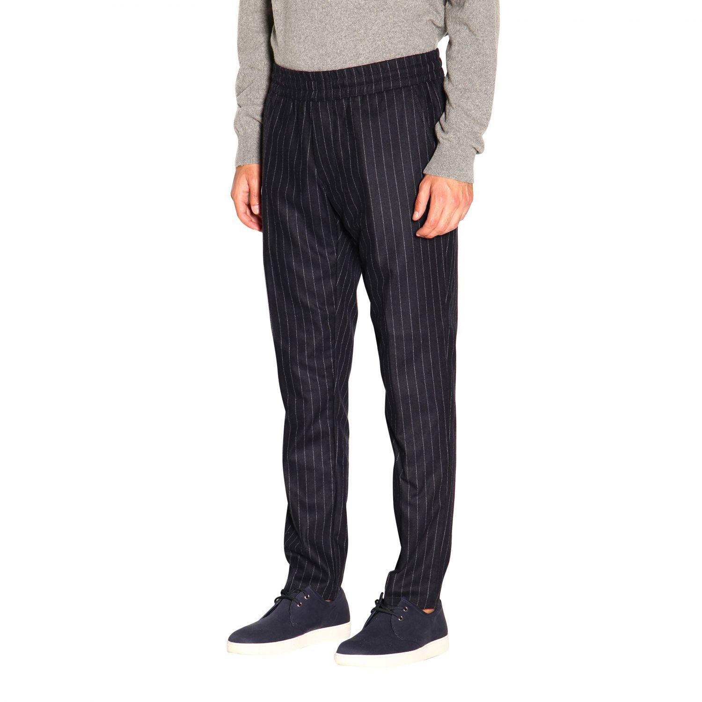 Pantalon homme Re-hash bleu 4