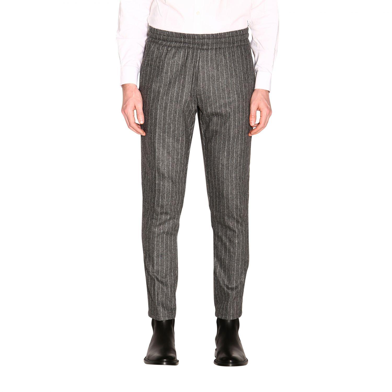 Pants men Re-hash grey 1