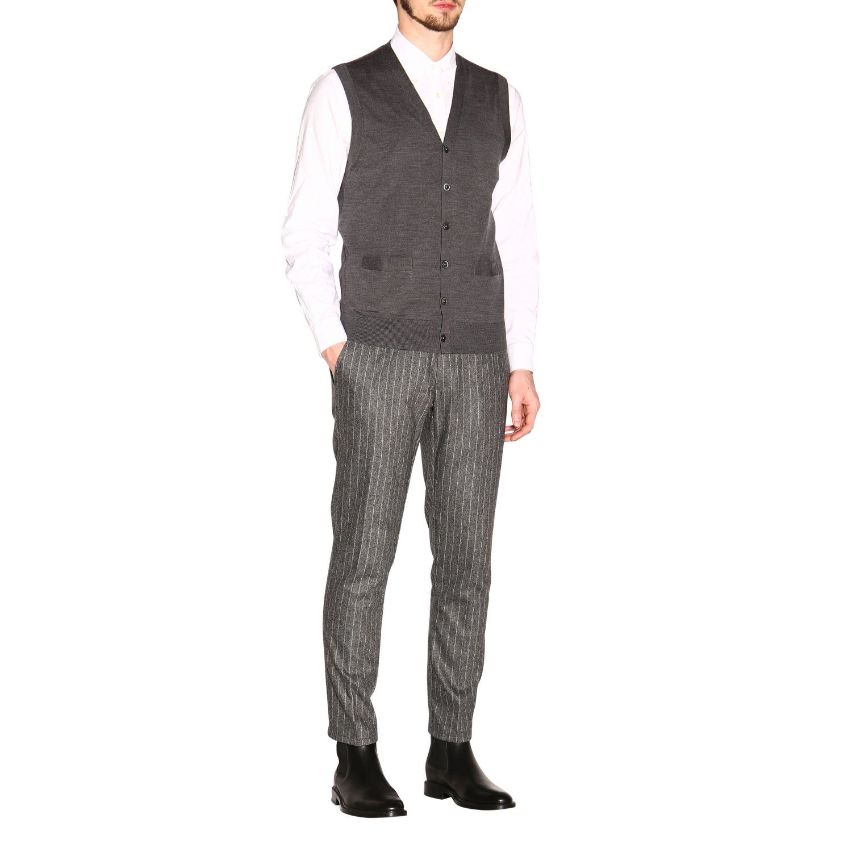 Pants men Re-hash grey 2