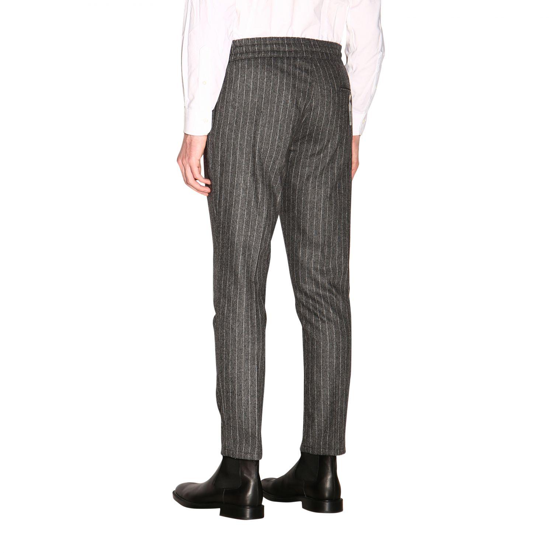 Pants men Re-hash grey 3