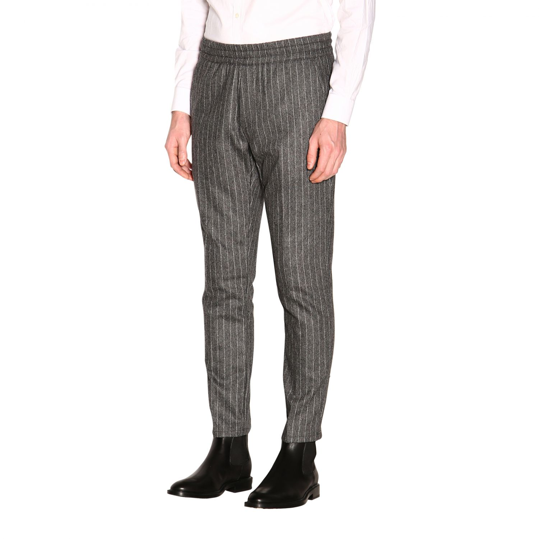 Pants men Re-hash grey 4
