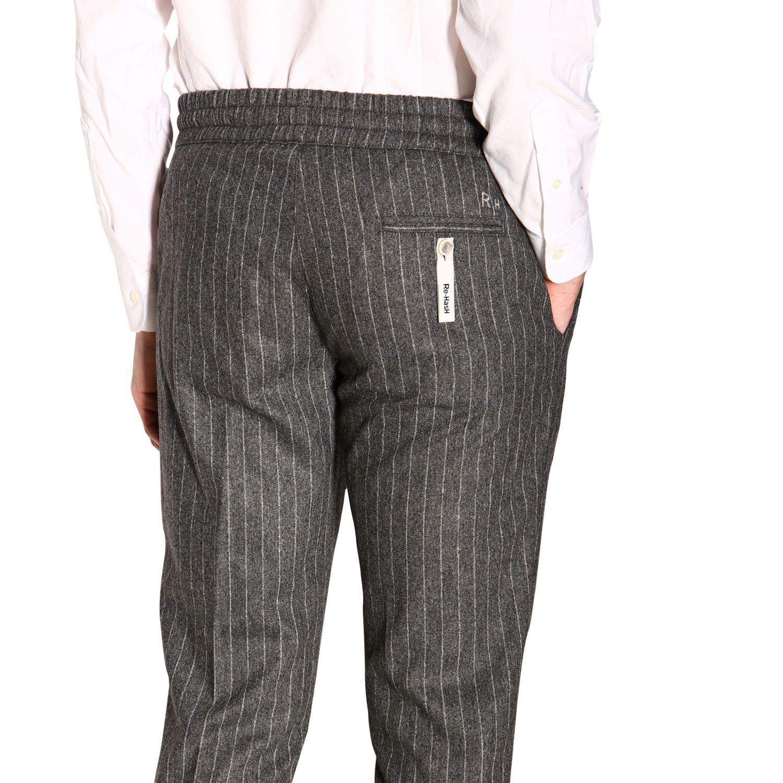 Pants men Re-hash grey 5