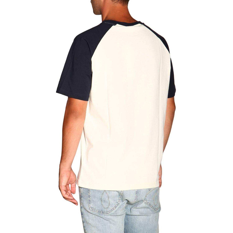 T-shirt Calvin Klein: Calvin Klein Jeans T-shirt with logo white 3