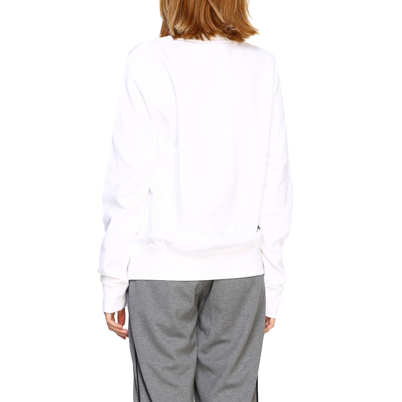 Pullover damen Calvin Klein weiß 3