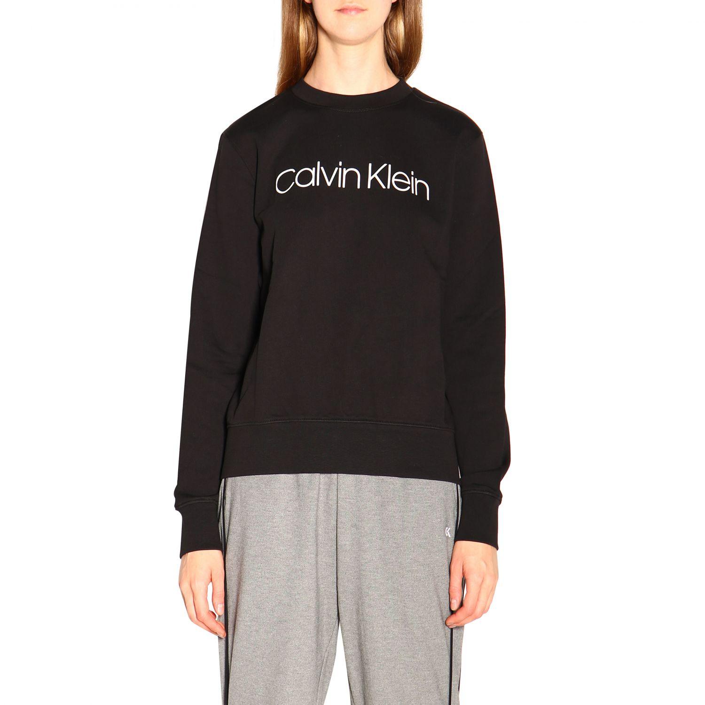 Pullover damen Calvin Klein schwarz 1