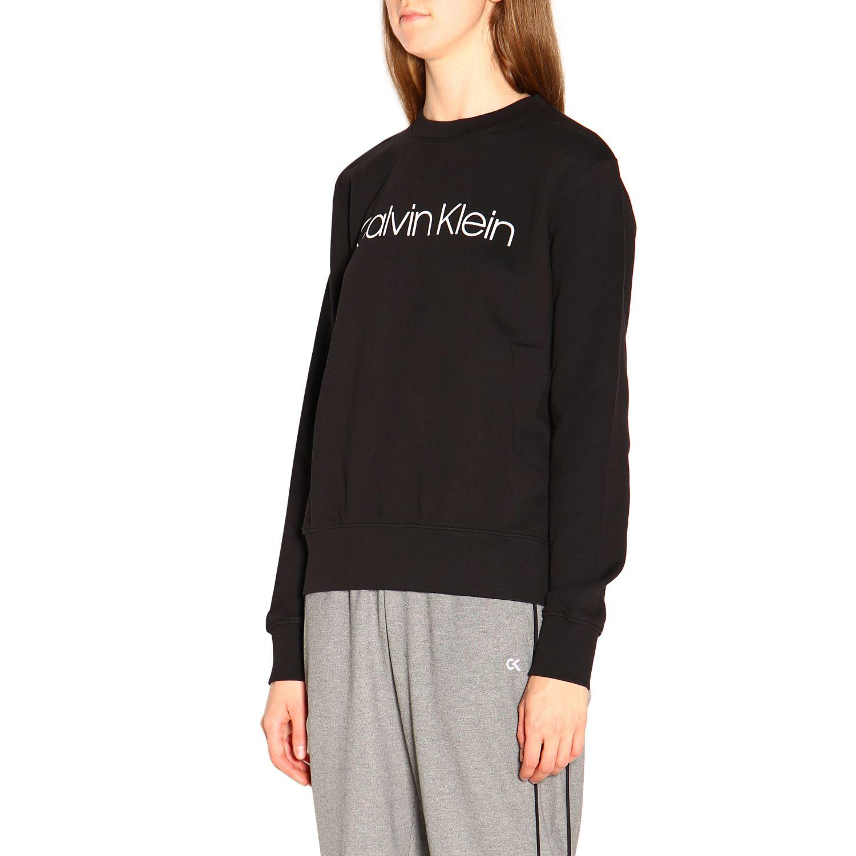 Pullover damen Calvin Klein schwarz 4