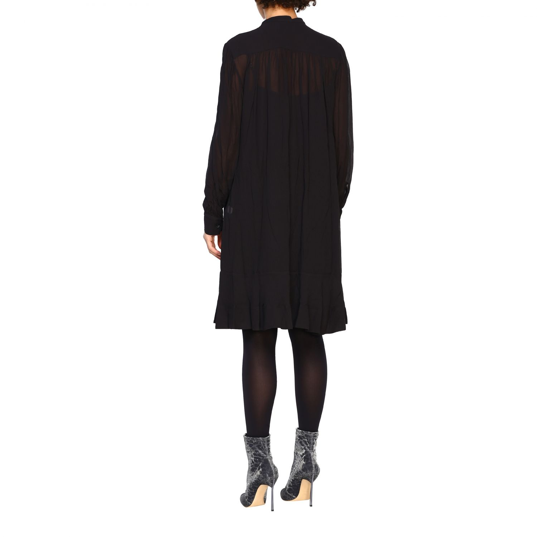 Dress Calvin Klein: Dress women Calvin Klein black 2