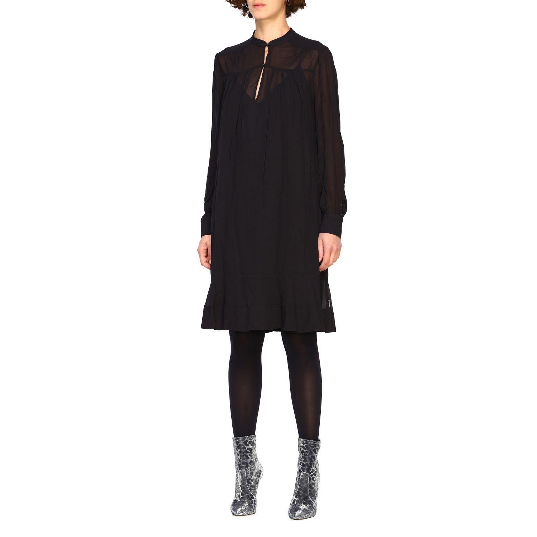 Dress Calvin Klein: Dress women Calvin Klein black 3