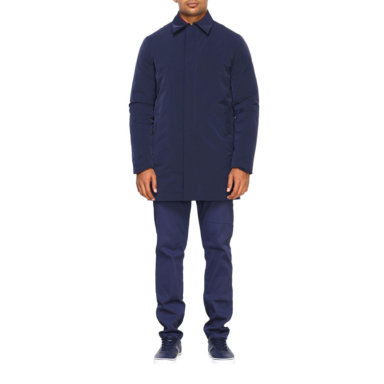 Jacket men Museum blue 1