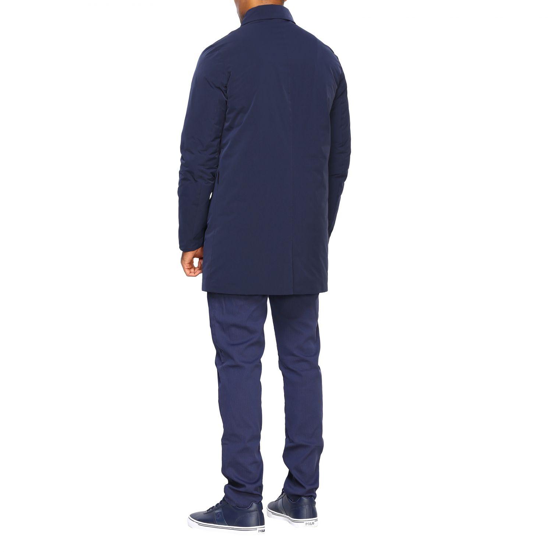 Jacket men Museum blue 3
