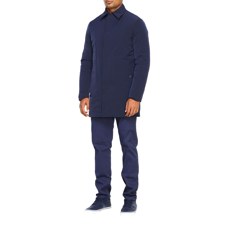 Jacket men Museum blue 4