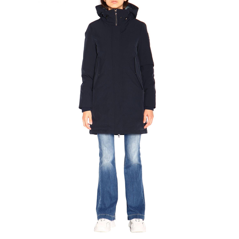 Jacket women Museum blue 1