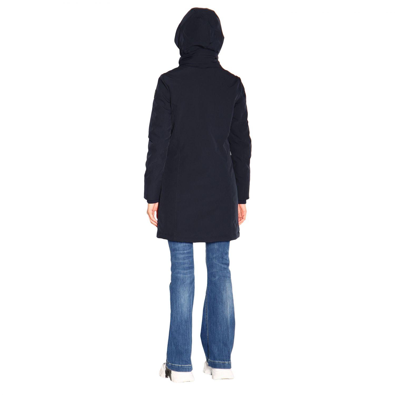 Jacket women Museum blue 3