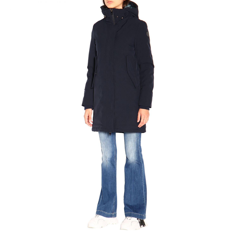 Jacket women Museum blue 4