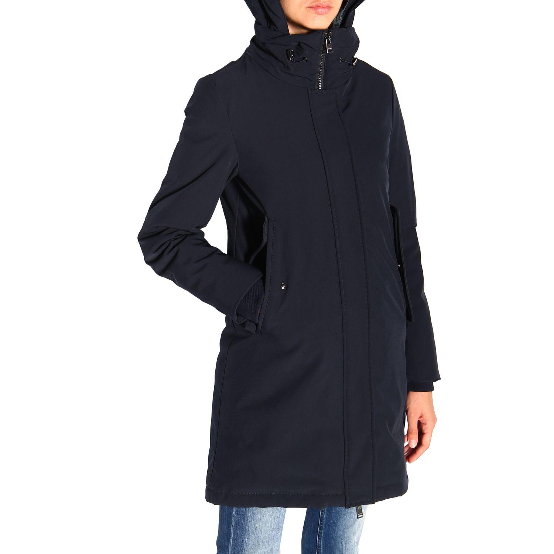 Jacket women Museum blue 5