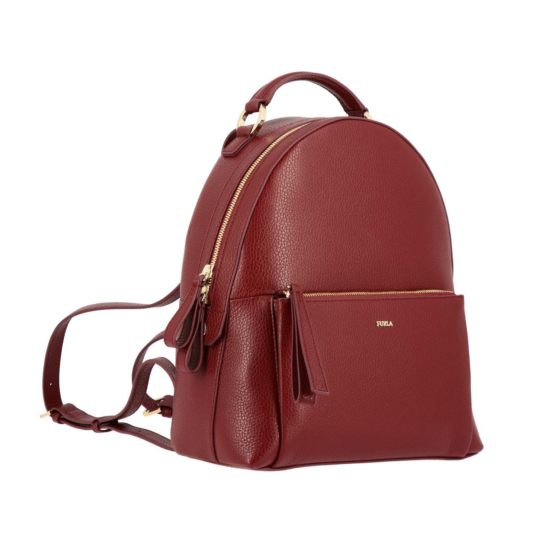Backpack Furla: Shoulder bag women Furla cherry 3