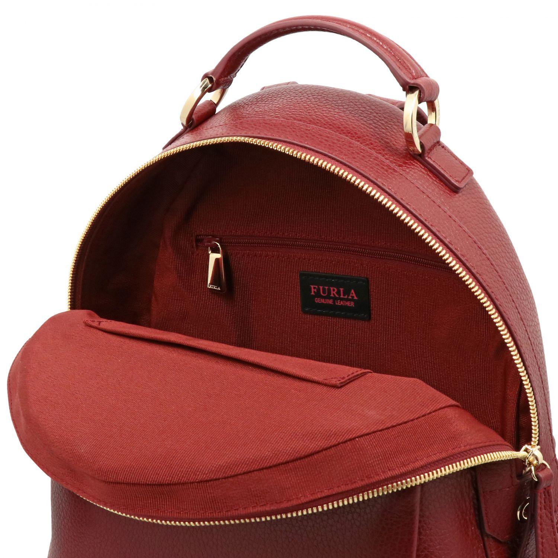 Backpack Furla: Shoulder bag women Furla cherry 6