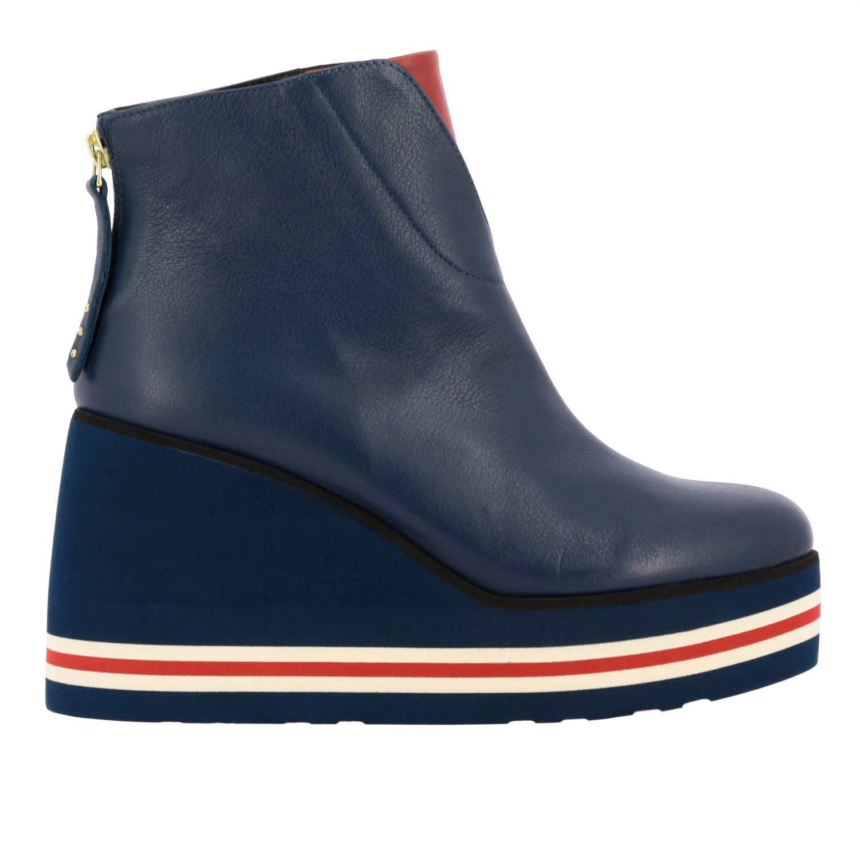 Shoes women Paloma BarcelÒ blue 1