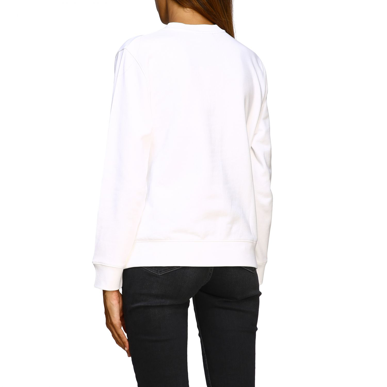 Sweatshirt Calvin Klein: Jumper women Calvin Klein white 3