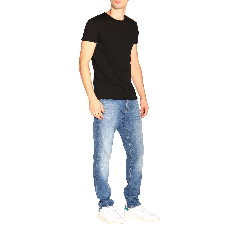 T-shirt herren 1921 schwarz 2