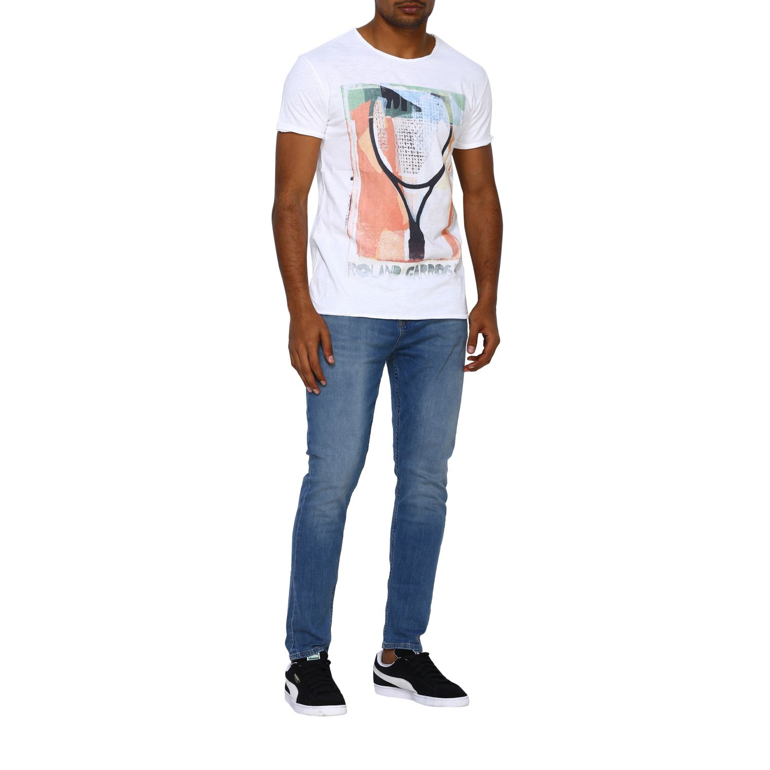 T-shirt 1921: T-shirt men 1921 white 2