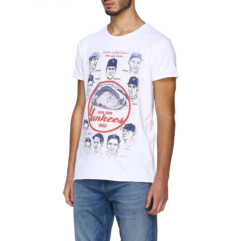 T-shirt homme 1921 blanc 4