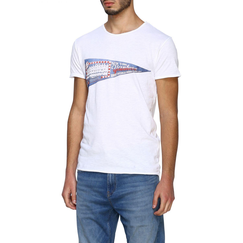 T-shirt 1921: T-shirt men 1921 white 4