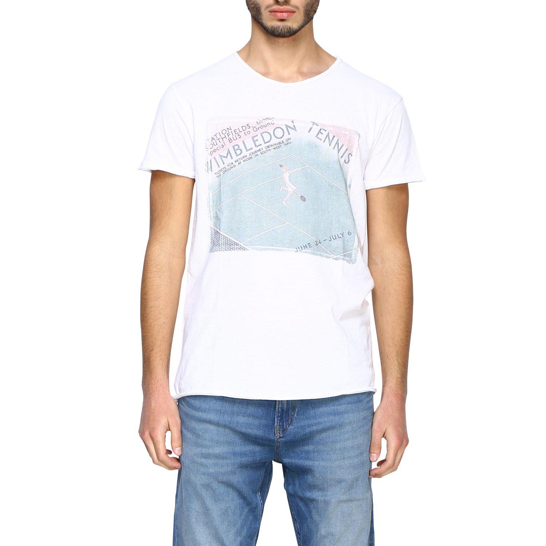 T恤 1921: T恤 男士 1921 白色 1