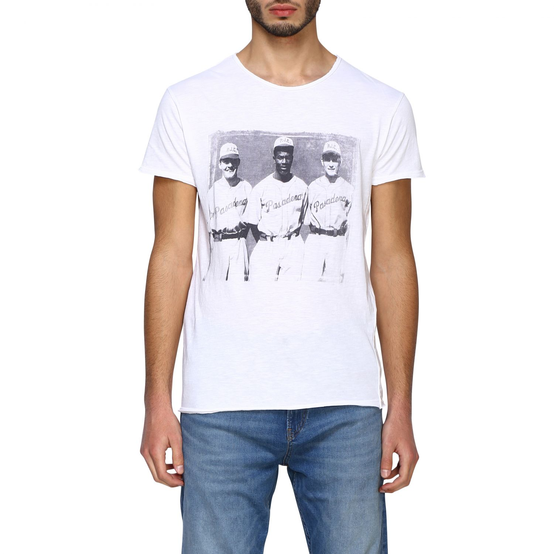 T-shirt homme 1921 blanc 1