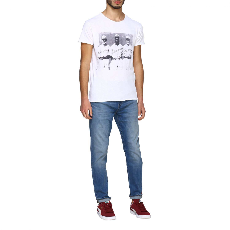 T-shirt homme 1921 blanc 2