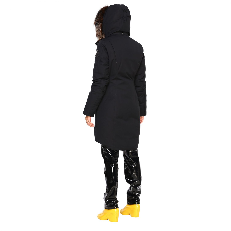 Veste femme Moose Knuckles noir 3