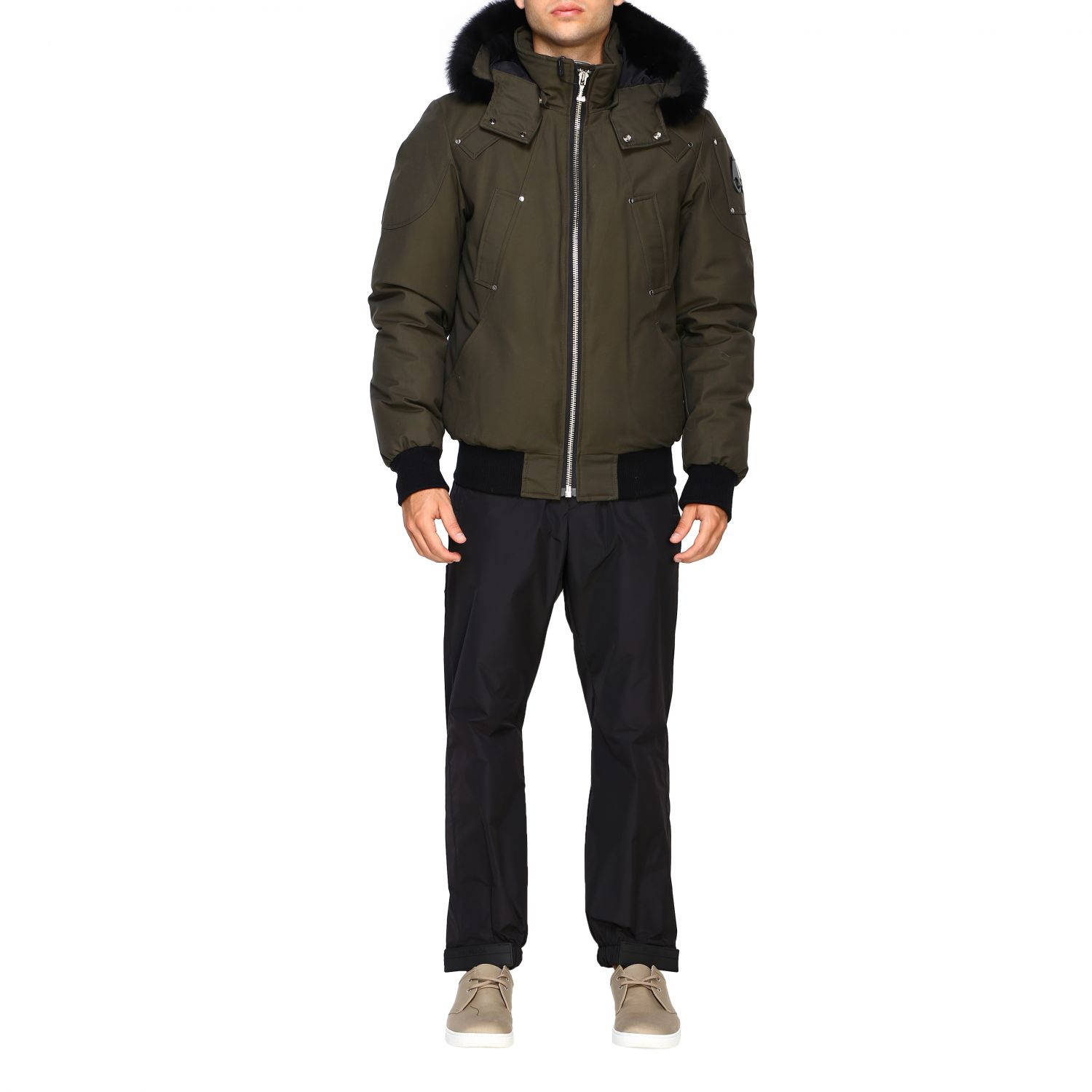 Giacca Moose Knuckles: Ballistic bomber militare 1