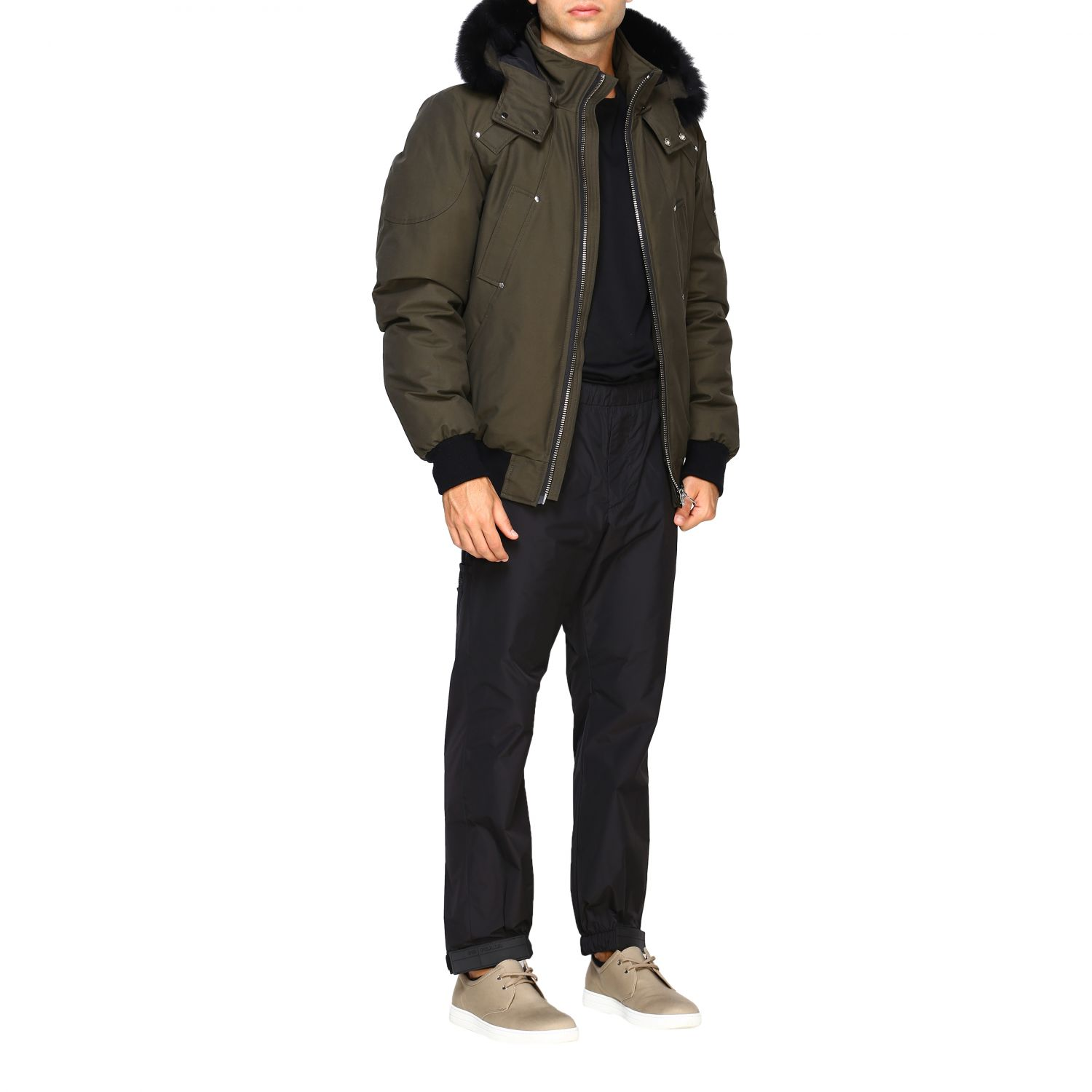 Giacca Moose Knuckles: Ballistic bomber militare 2