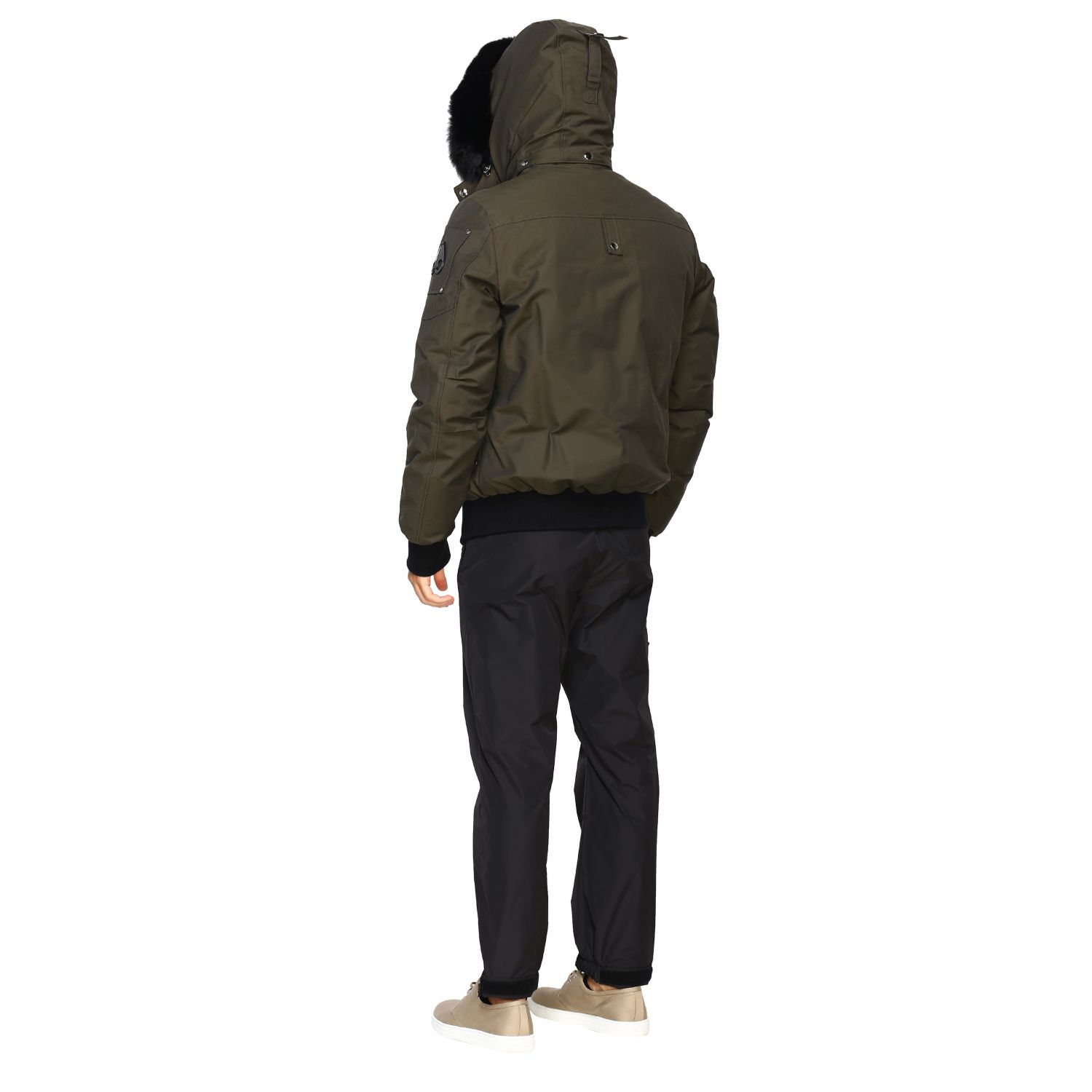 Giacca Moose Knuckles: Ballistic bomber militare 3