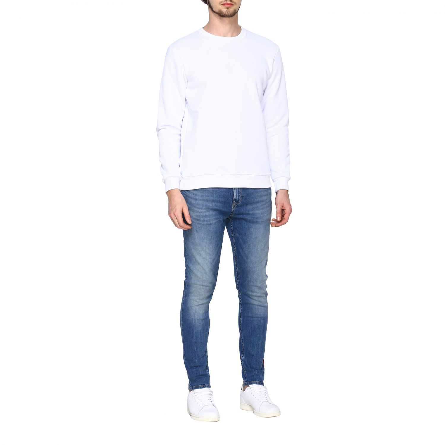Sweatshirt 1921: Sweatshirt men 1921 white 2