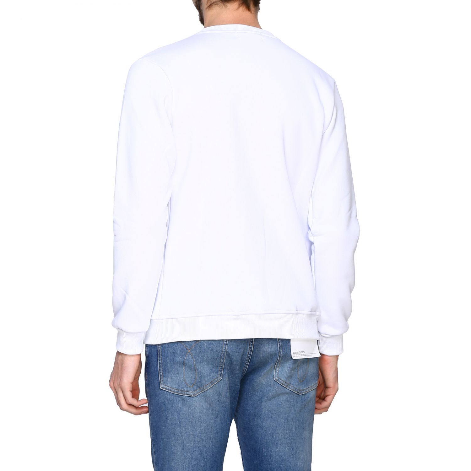 Sweatshirt 1921: Sweatshirt men 1921 white 3