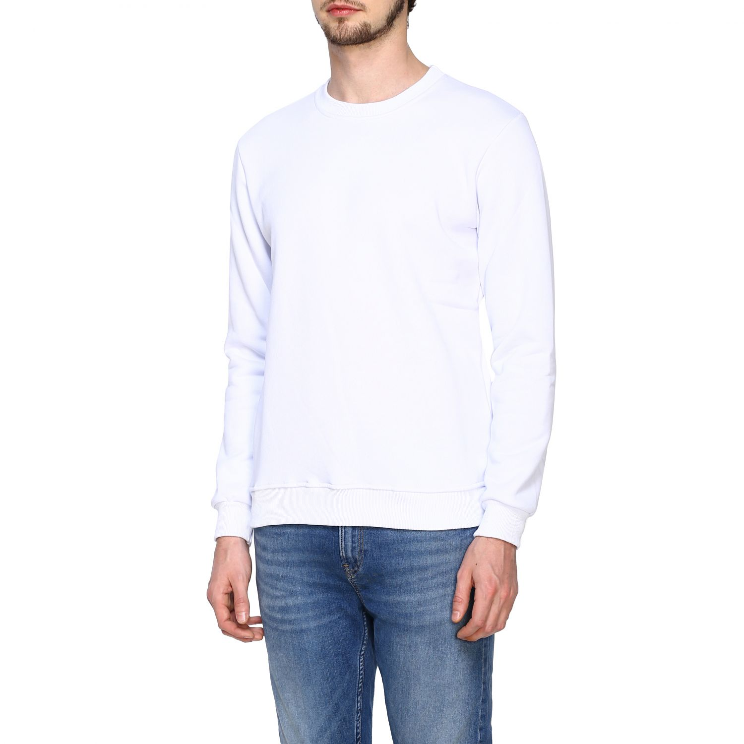 Sweatshirt 1921: Sweatshirt men 1921 white 4