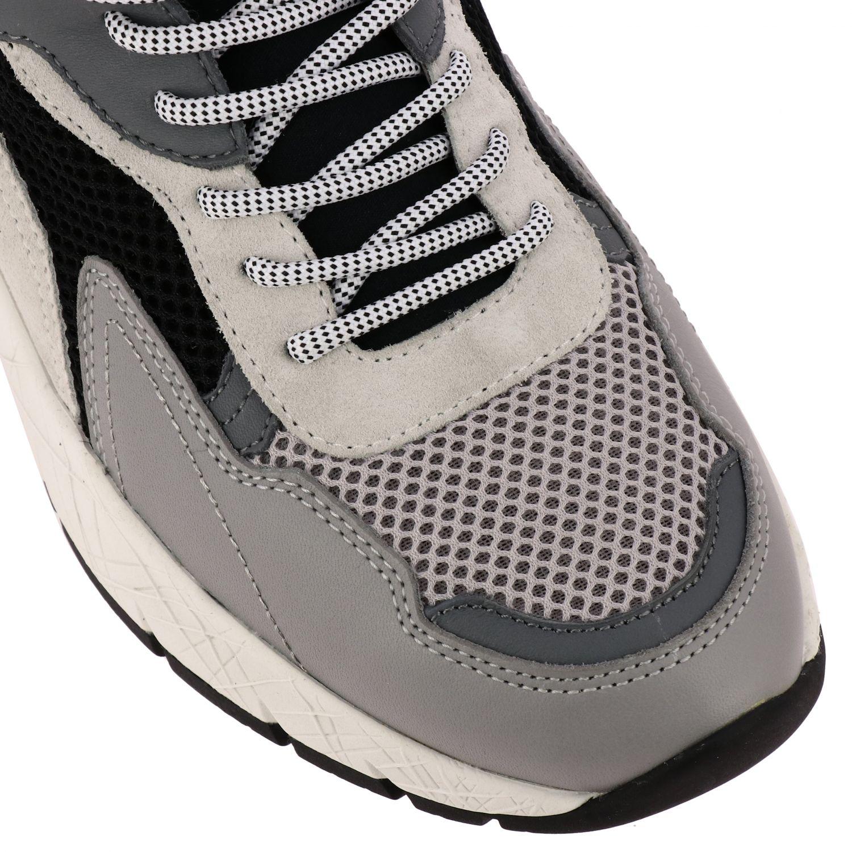 Sneakers Crime London: Shoes men Crime London grey 3