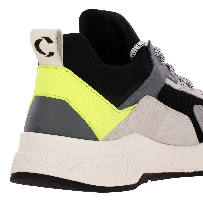 Sneakers Crime London: Shoes men Crime London grey 4