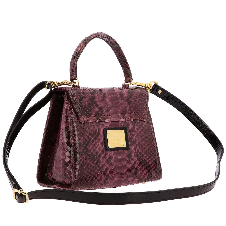 Наплечная сумка Женское Tari' Rural Design вишня 3