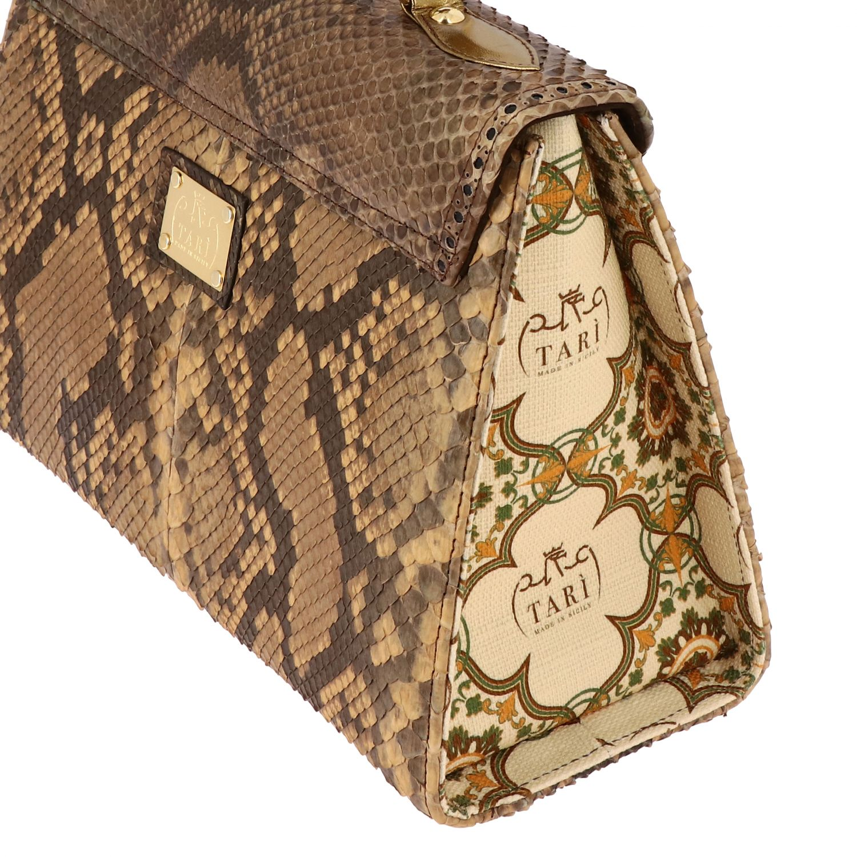 Наплечная сумка Женское Tari' Rural Design коричневый 4