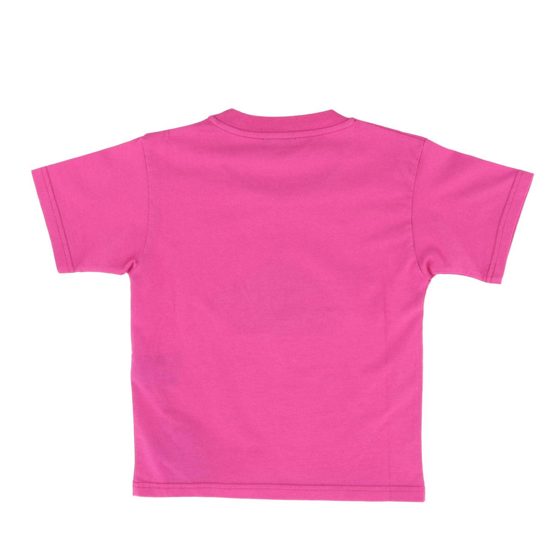 Футболка Детское Balenciaga розовый 2