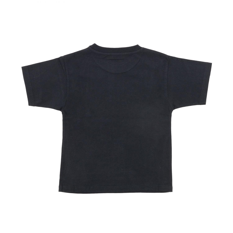 T恤 Balenciaga: Balenciaga Paris印花短袖T恤 黑色 2