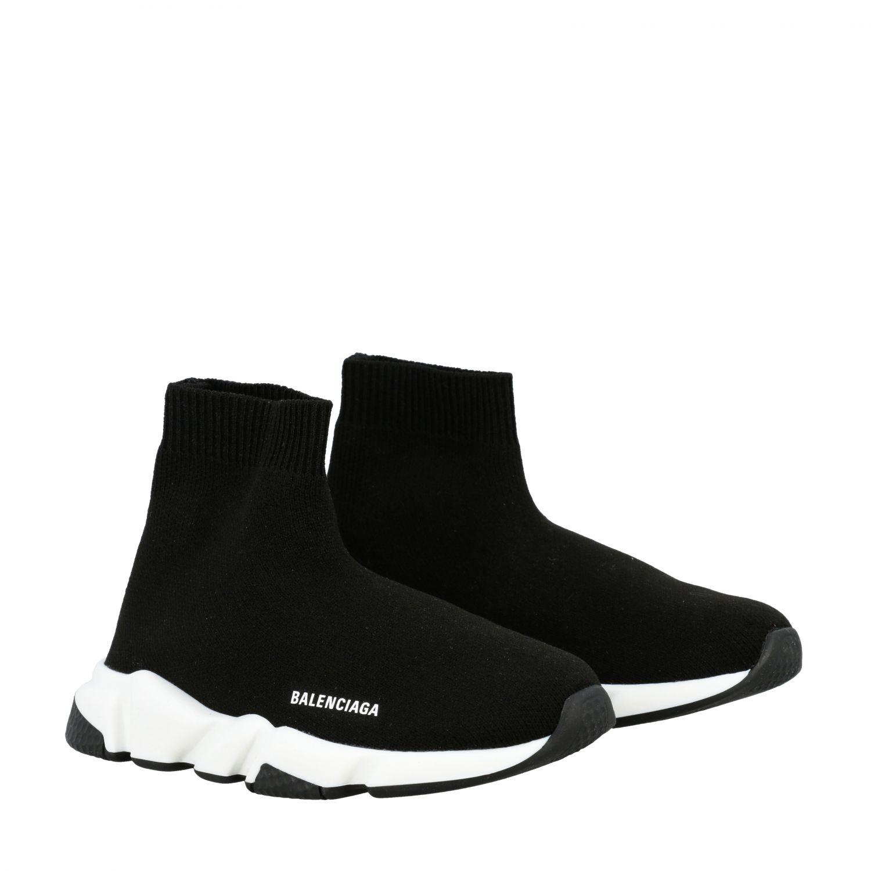 Speed Balenciaga sock sneakers | Shoes