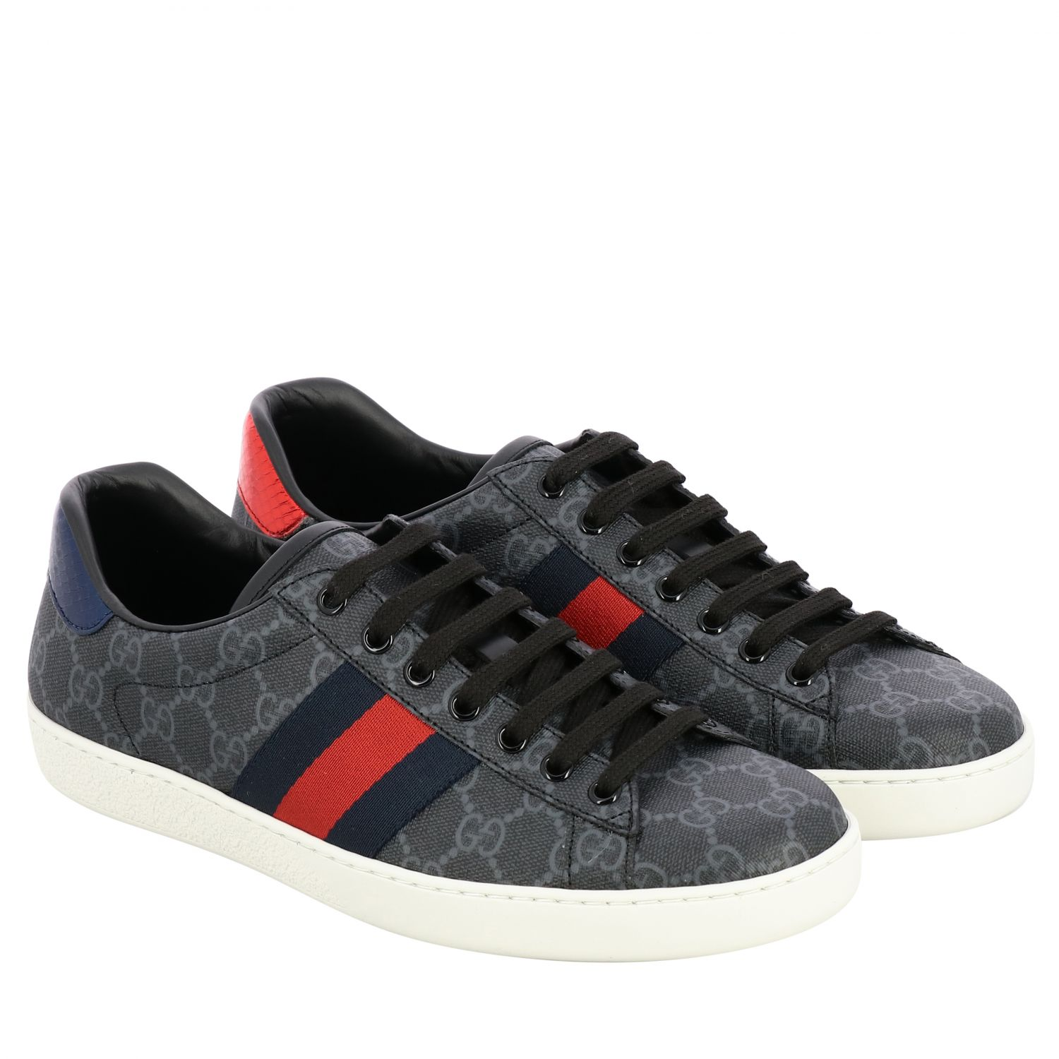 Gucci New Ace sneakers in GG Supreme