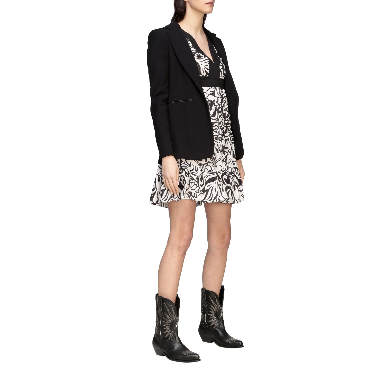 Jacket Pinko: Misticanza 1 Pinko single-breasted jacket black 2
