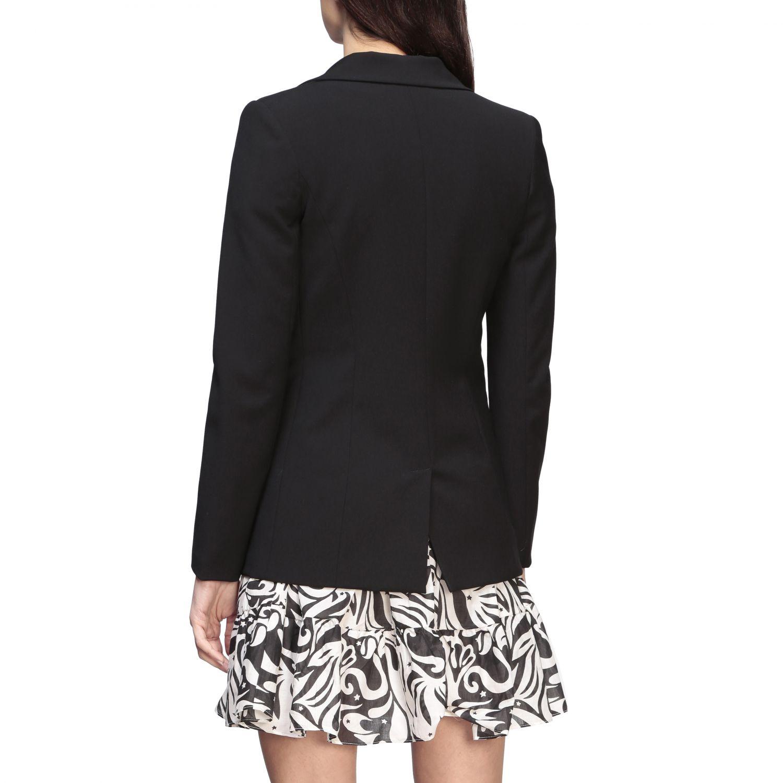 Jacket Pinko: Misticanza 1 Pinko single-breasted jacket black 3