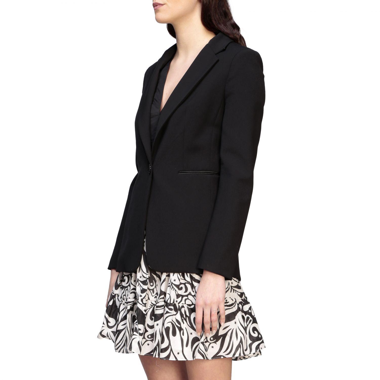 Jacket Pinko: Misticanza 1 Pinko single-breasted jacket black 4