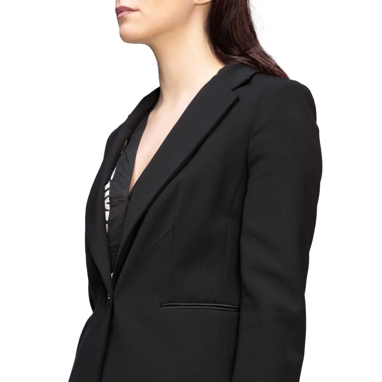 Jacket Pinko: Misticanza 1 Pinko single-breasted jacket black 5