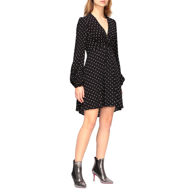 Dress Pinko: Dress women Pinko black 1